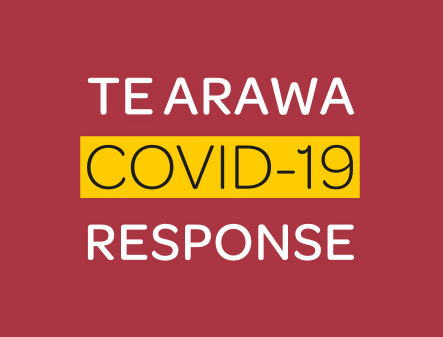 Te Arawa – COVID-19 Response